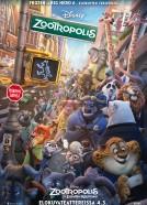 Zootropolis – Eläinten Kaupunki