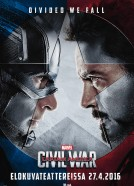 Captain America: Civil War, 3D